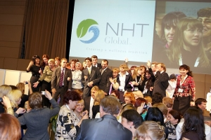 NHT Global Russia Big Opening